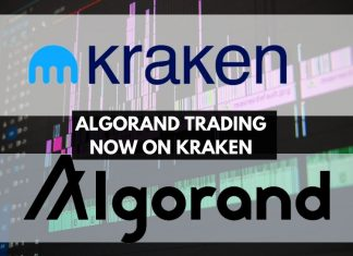 Algorand Trading Now on Kraken