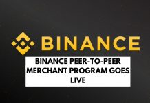 Binance Launches Peer-to-Peer Merchant Program