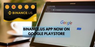 Binance.US Now on Google Play Store