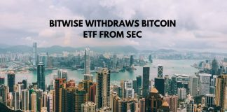 Bitwise Withdraws Bitcoin ETF Proposal