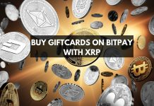 Buy Giftcards with Ripple XRP