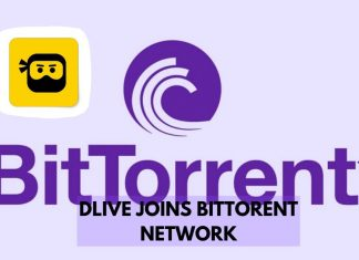 DLive Joins the BitTorrent Ecosystem