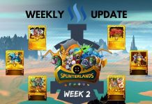 Full Steem Ahead with Splinterlands: Week 2
