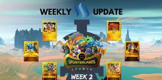 Full Steem Ahead with Splinterlands: Week 2