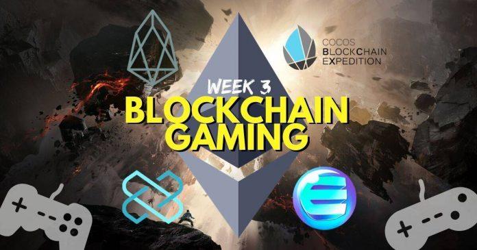 Blockchain Gaming Updates Week 3