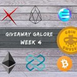 Giveaway Galore with CoinDreams: Week 4