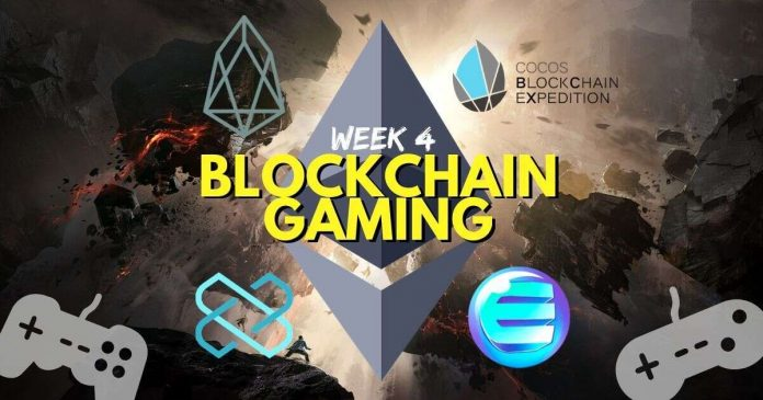 Blockchain Gaming Updates Week 4