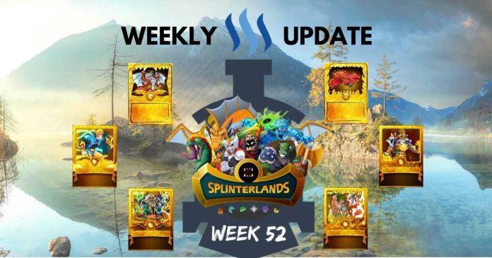 Splinterlands: Week 52