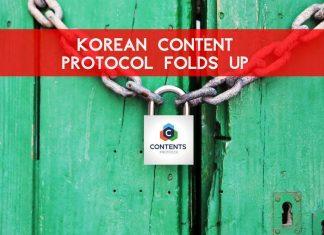 Korean Content Protocol Folds up