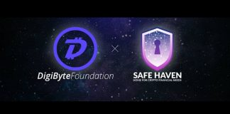 DigiByte Announce Collaboration with Safe Haven