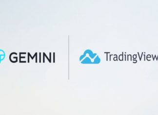 Gemini Exchange Partners TradingView