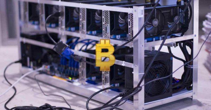 Bitcoin mining decentralization