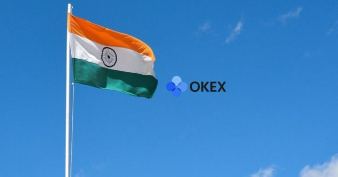 OKEx Partners Indian Cryptocurrency Platform
