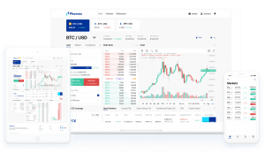 Phemex Crypto Derivative Exchange