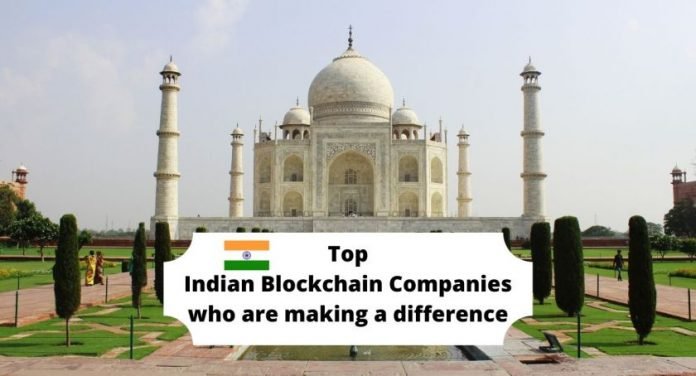 Top Blockchain Companies in India Making a Mark