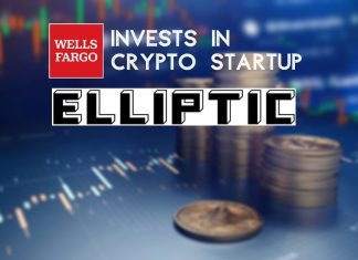 Wells Fargo Invests in Crypto Startup Elliptic