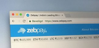 Zebpay Crypto Exchange and India