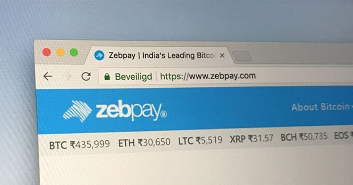 exchanges to buy cryptocurrency in india