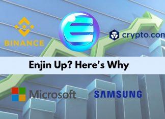 Enjin Pump and the Reason Behind It