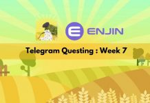 Questing on Telegram with Grasshopper Farm