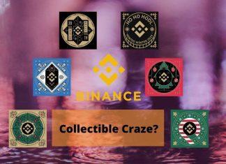 Binance ENJ backed NFT Craze is On