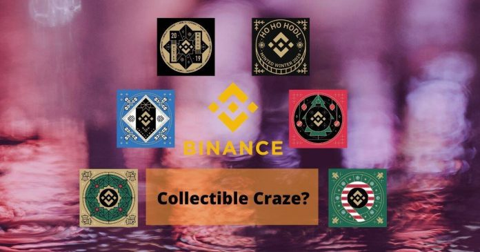 Binance ENJ backed NFT Craze is On