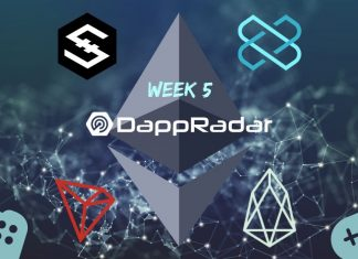 DappRadar Week 5