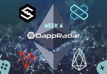 Dapp Data with DappRadar Week 6