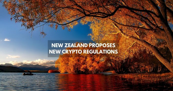 new zealand proposes new crypto regulations