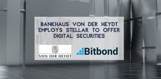 Bankhaus von der Heydt Employs Stellar to Offer Digital Securities with Bitbond