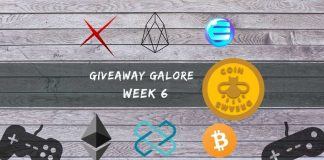 Giveaway Galore with CoinDreams: Week 6