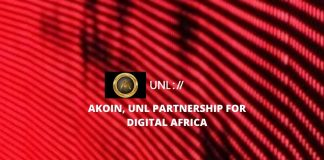 Akoin, UNL Partnership for Digital Africa