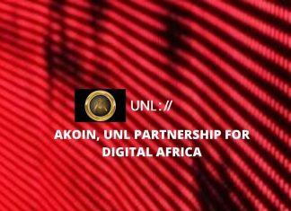 Akoin, UNL Partnership for Digital Africa