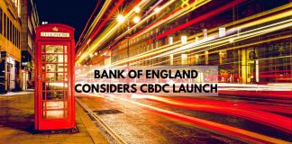 BoE considers cbdc launch