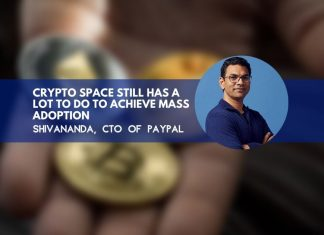 Crypto Still a Long Way From Mass Adoption - Paypal CTO