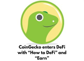 "CoinGecko enters DeFi with ""How to DeFi"" and ""Earn"""