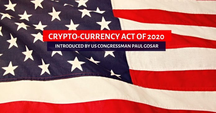 Crypto-Currency Act of 2020