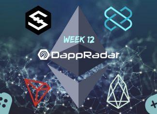 Dapp Data with DappRadar Week 12