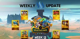 Full Steem Ahead with Splinterlands Week 12