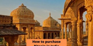 How to buy cryptocurrency in India