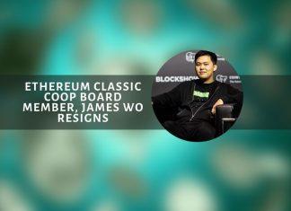Ethereum Classic Coop Board Member Resigns