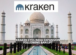 Kraken Eyes India Expansion Following Ban Lift