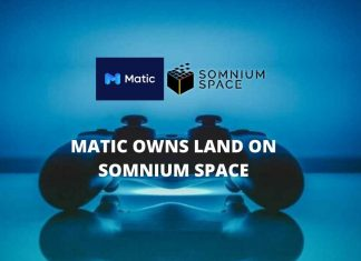 Matic Owns Land on Somnium Space