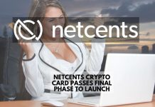 NetCents Crypto Card Passes Final Phase to Launch