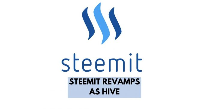 Steem Revamps As Hive