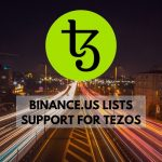 binance.US lists support for tezos