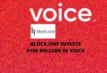 Block.one Invests $150m in Voice