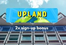 Get double bonus in Upland today