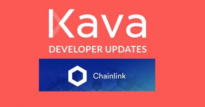 kava employs chainlink