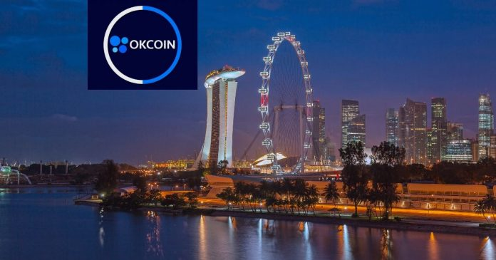 OkCoin adds support for singaporean dollar
